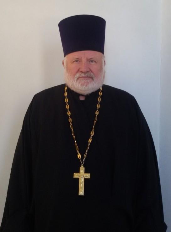 иерей Георгий Лазарев