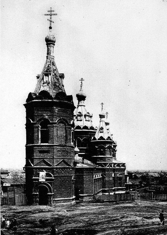 Казанский собор до революции