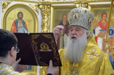 23 ноября литургия в Казанском соборе