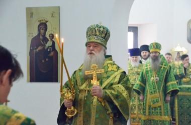 24ноября литургия вхраме праведного Иоанна Кронштадского
