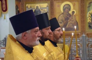 29 ноября Всенощное Бдение в Свято-Духовом монастыре