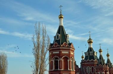 4 декабря литургия в Казанском соборе