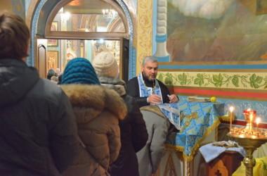 3 декабря Всенощное Бдение в Казанском соборе