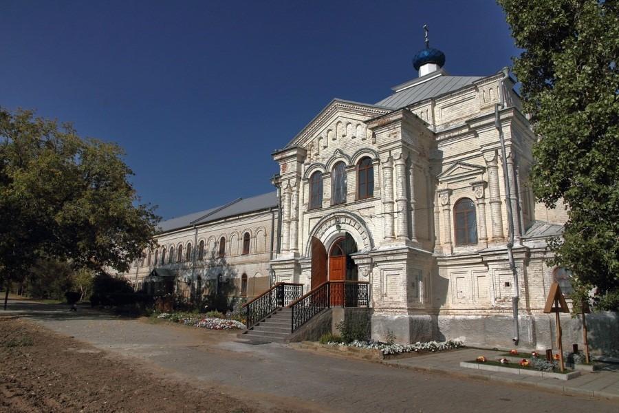 Дубовский женский монастырь
