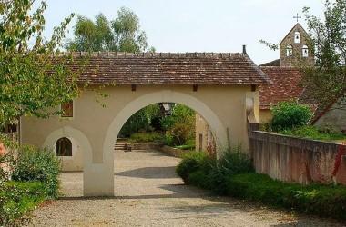 Провинциальная Франция: православный монастырь святого Силуана
