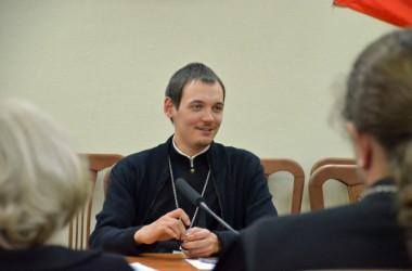Круглый стол «Церковь и СМИ. Поиск коммуникации». Фотоотчет