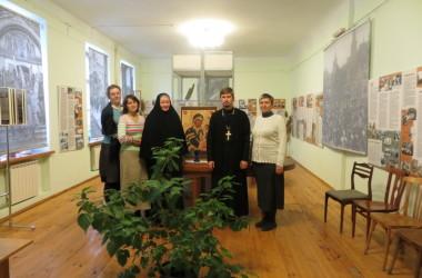 В Волгограде завершила работу выставка«Non licet vos esse.Не должно вам быть»