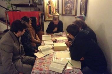 Евангельский кружок приглашает на встречу