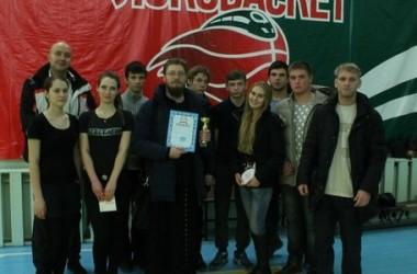 Второй этап молодежного спортивного турнира за кубок князя Владимира