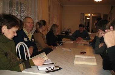 25 декабря состоялась встреча в литературном клубе