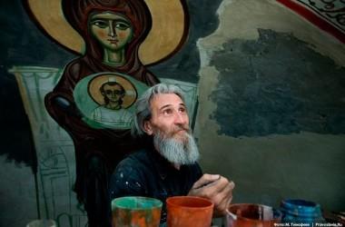 «Фрески – как воздух!» Беседа с сербским мастером фрески и иконописцем Владимиром Кидишевичем