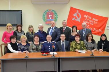 26 декабря состоялось награждение активных участников казачьего направления регионального этапа Рождественских чтений