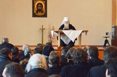 Фотоотчет с епархиального собрания 29 декабря 2014 г.