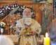 Божественная Литургия в Свято-Духовом монастыре. 8 января 2015 года.