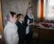 В Крещенский сочельник прихожане храма святого праведного Иоанна Кронштадтского посетили беженцев
