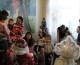 На днях прихожане храма св. благ. князя Александра Невского и мучеников Кира и Иоанна посетили маленьких пациентов ГУЗ больница №15 Красноармейского района