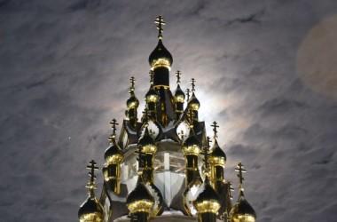 Рождественское богослужение в Усть-Медведицком Спасо-Преображенском женском монастыре
