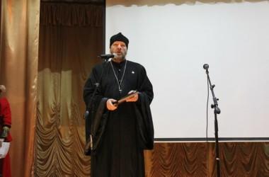 27 января иерей Аркадий Власов провел вечер, посвященный памяти погибших казаков