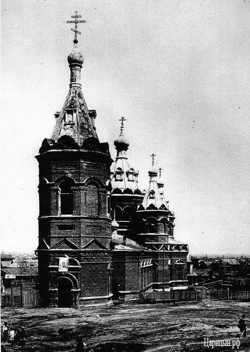 Собор Казанской иконы Божией матери до войны