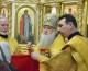 Божественная литургия в Казанском соборе. 22 февраля 2015 года.