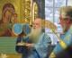 Божественная Литургия на Сретение Господне. 15 февраля 2015 года.