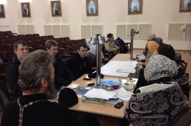 В Волгограде начали работу епархиальные миссионерские курсы