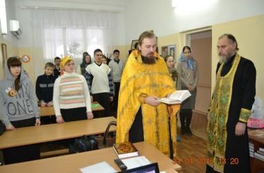 Состоялось первое собрание молодежного актива храма пророка Божия Илии