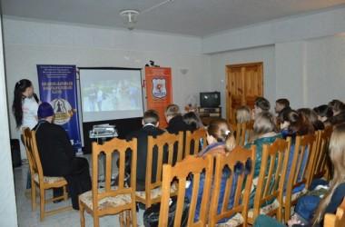 Активисты молодежного движения Урюпинской и Новоаннинской епархии представили презентации своих проектов