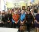 Иерей Евгений Караваев посетил больницу и провел беседу в библиотеке №29 Красноармейского района Волгограда