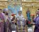 Божественная литургия в Казанском соборе. 29 марта 2015 года.