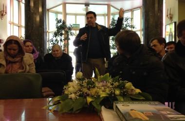 В Волгограде продолжают работу епархиальные миссионерские курсы