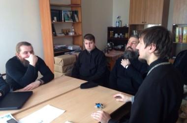 Собрание помощников благочинных по миссионерской работе. 10 марта 2015 года.
