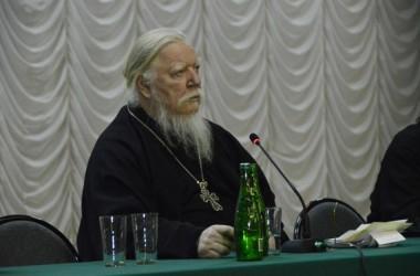Встреча с протоиереем Дмитрием Смирновым. 17 марта 2015 года.