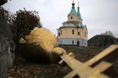 В.Р.Легойда: Нападения на украинские храмы превращаются в печальную обыденность