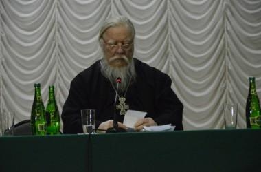 В Волгограде состоялись встречи с протоиереем Дмитрием Смирновым