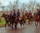 Начался конный поход казаков Юга России, посвященный Великой Победе, из Волгограда в Севастополь.
