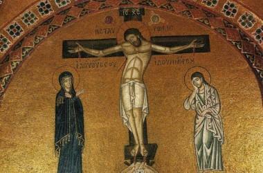 Святой и Великий Пяток. Страдания, претворенные любовью в блаженство.