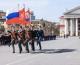 Парад кадетских классов впервые состоялся в Волгограде