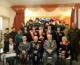 Казаки «Благовещенской станицы» храма святого праведного Иоанна Кронштадтского приняли участие в Эстафете «Победа-70»