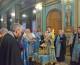 Всенощное бдение в канун Благовещения Пресвятой Богородицы (6 апреля 2015 года).