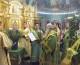 Всенощное бдение в канун празднования Входа Господня в Иерусалим. 4 апреля 2015 года.