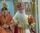Божественная литургия в храме образа Пресвятой Богородицы Всех скорбящих Радость (18 апреля 2015 года).