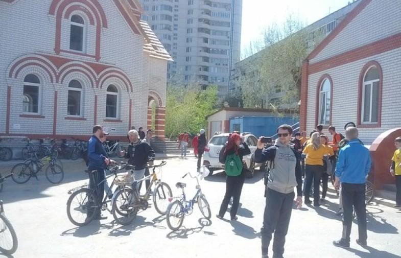 Епархиальный отдел по делам молодежи приглашает принять участие в велоэкскурсии по храмам Волгограда