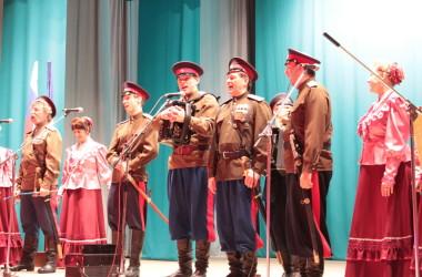 25-летие Благовещенской казачьей станицы прихода святого праведного Иоанна Кронштадтского (18 апреля 2015 года).