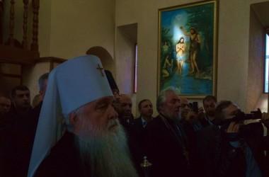 Митрополит Герман принял участие в мероприятиях, посвященных памяти жертв геноцида армян