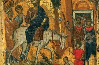 Кратковременное прославление Христа