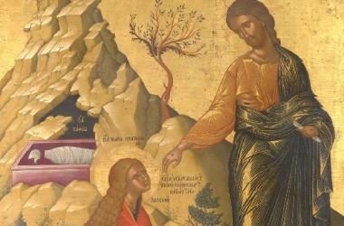 Некой старице о воскресении тел