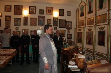 «Если человек приходит к Церкви в тюрьме, то есть большая вероятность, что он  останется церковным человеком и на воле» иерей Андрей Горячев
