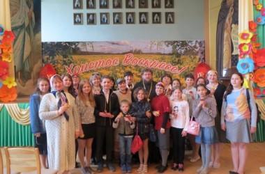 Завершился ХIV Фестиваль воскресных школ Волгоградской митрополии «Наши именины»