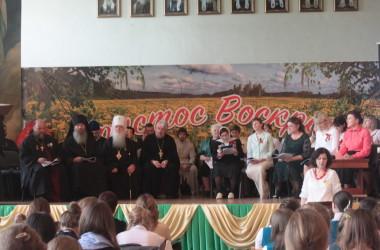 Состоялся «Пасхальный хоровой собор-2015», посвященный 70-летию Великой Победы